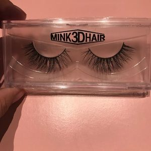 Other - 100% REAL 3D MINK HAIR FALSE EYELASHES NEW